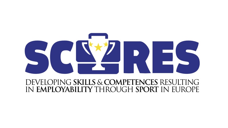 SCORES – Developing SKILLS & COMPENTENCES RESTULTING in EMPLOYABILITY THROUGH SPORT
