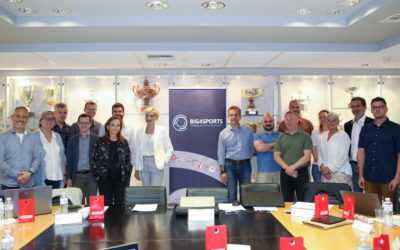 BIG4SPORTS Project Meeting in Athens