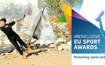 2019 #BeInclusive EU Sport Awards