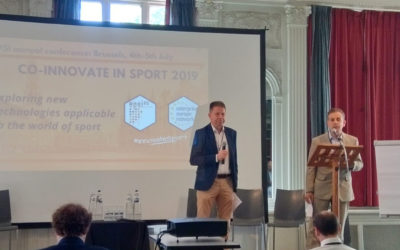 Co-Innovate in Sport: new opportunites in the sport ecosystem