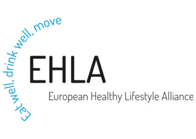 EHLA – EUROPEAN HEALTHY LIFESTYLE ALLIANCE