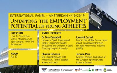 International Panel in Amsterdam for SCORES Project