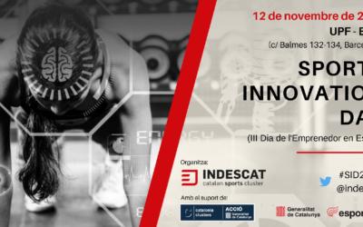 12 November: Sports Innovation Day by INDESCAT