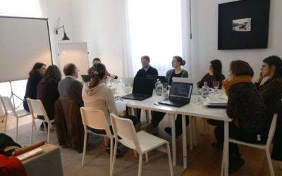 HEMA Transnational Project Meeting in Coimbra