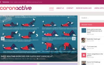 Coronactive.eu: let's move to keep Europe alive
