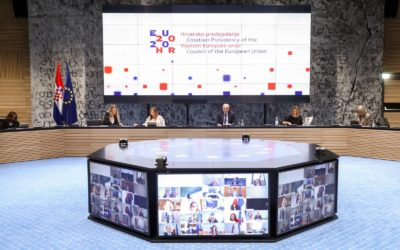 EU Council: Video Conference of ministers of sport