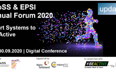 Smart Systems to #BeActive: EPSI-EPoSS Digital Conference