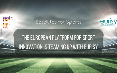 The European Platform for Sport Innovation is teaming up with Eurisy