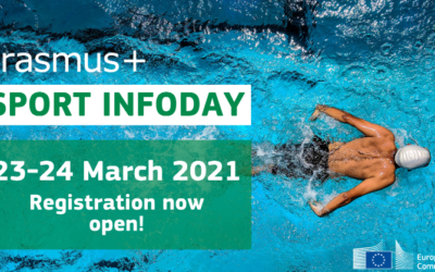 EU Commission opens registrations for Erasmus+ Sport InfoDay