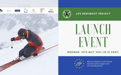 10th May: LIFE Reskiboot launch event is taking place online