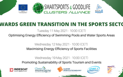 SmartSports4GoodLife: towards green transition in the sports sector