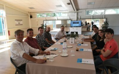 Open Air Sport Transnational Project Meeting in Greece